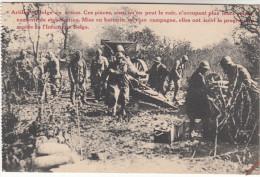 Artilerie Belge En Action (pk15902) - Ausrüstung