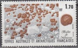 TAAF 1991 Yvert 156 Neuf ** Cote (2015) 1.00 Euro Balles De Mousses - Neufs