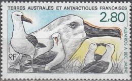 TAAF 1990 Yvert 150 Neuf ** Cote (2015) 1.40 Euro Albatros à Bec Jaune - Terres Australes Et Antarctiques Françaises (TAAF)