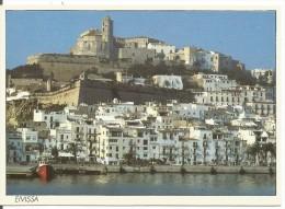 PR603 - POSTAL - Nº 673 - IBIZA - TRIANGLE POSTALS - Ibiza