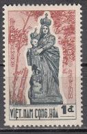 Viet Nam   Scott No. 194   Unused Hinged    Year  1962 - Viêt-Nam