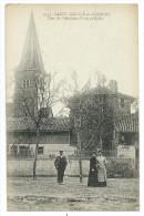 01 - SAINT-TRIVIER-de-COURTES - (7355) - Tour De L´Ancienne Prison Et Eglise - CPA - Unclassified