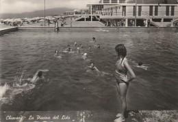GENOVA - CHIAVARI - LA PISCINA DEL LIDO - Genova