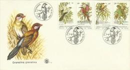 South Africa Bophuthatswana 1980 Birds FDC - Bophuthatswana