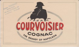 Buvard :  Cognac  (  Laval )  Napoleon - Buvards, Protège-cahiers Illustrés