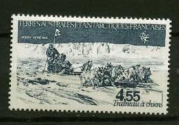 TAAF * - PA 74 - Traineaux à Chiens - Terres Australes Et Antarctiques Françaises (TAAF)