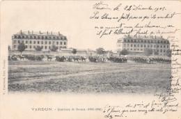 VERDUN  -  Quartiers De Bevaux (edts Freschard ) 1903 - Verdun