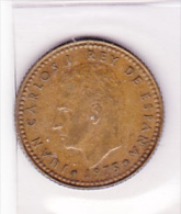 Spanien Spain Espagne  - 1 Peseta -  1975 - [ 5] 1949-… : Royaume