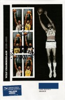 FDC USA Wilt Chamberlain 1936-1999 - Basketbal
