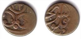 BUKHARA, Khanate - 1/32 Tenga N.D.(abt. 1912) - KM#A63 VF+ - Coins