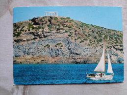 GREECE -ATHENS -Sunion -   Stamp   D125383 - Greece