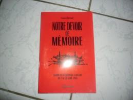 NOTRE DEVOIR DE MEMOIRE : CONVOI DE BUCHENWALD A DACHAU DU 7 AU 28 AVRIL 1945 - French