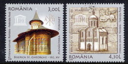 ROMANIA 2008 Relations With Russia Set Of 2  MNH / **.  Michel 6311-12 - 1948-.... Republics