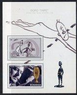 ROMANIA 2008 Grand Prix Tours 1958 Block  MNH / **.  Michel Block 430 - Unused Stamps