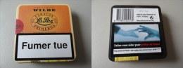 BOITE VIDE DE CIGARILLOS - LA PAZ - Contenitori Di Tabacco (vuoti)