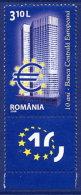 ROMANIA 2008 European Central Bank  MNH / **.  Michel 6298 - 1948-.... Republics