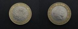 1999 - 2 POUNDS GREAT BRITAIN UK ENGLAND - BIMETTALIC BIMETALLIQUE - 1971-… : Monnaies Décimales