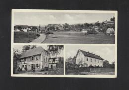 Czechoslovakia PPC Tři Sekery Dreihacken - Tchéquie