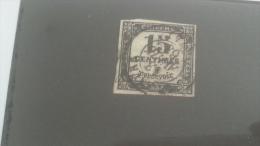 LOT 245309 TIMBRE DE FRANCE OBLITERE N�3 VALEUR 15 EUROS