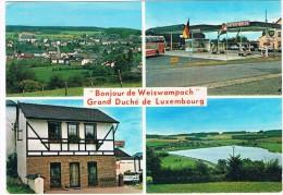 L1559   WEISWAMPACH : Muultiview ( Tankstelle, Gasstation, Benzinepomp,BP) - Diekirch