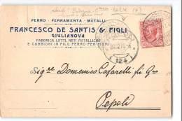 12843 GIULIANOVA DE SANTIS X POPOLI - Italia