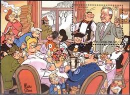 Belgique 2002 COB Bloc Feuillet 100 Neuf ** Cote (2016) 3.00 Euro Néron Banquet De Gaufres - Blokken 1962-....