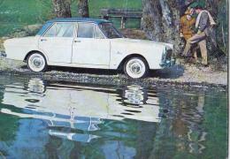 AK AUTOMOBIL Taunus 12 M Ford Alte Postkarte - Ansichtskarten