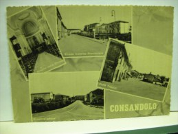 CONSANDOLO -- FERRARA -- VIGNETTE - Ferrara