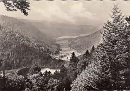 Vallée Des Lacs De Retournemer Et De Longemer - 1962 - Xonrupt Longemer
