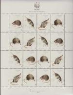 Portugal 1997. WWF. Michel 2174-77. Sheetlet, MNH 20204 - W.W.F.