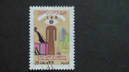 Libya - 1973 - Mi:411 O - Look Scan - Libia