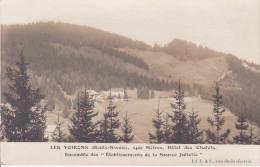 74 - Les Voirons - Hotel Des Chalets - Saint-Cergues