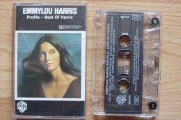 Emmilou Harris - Best Of Harris - Audio Tapes