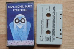 Jean-Michel Jarre - Equinoxe - Audio Tapes