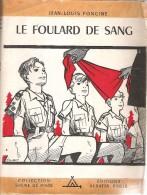 LE FOULARD DE SANG - SIGNE DE PISTE - 1951 - JOUBERT - Livres, BD, Revues