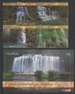 Philippines - Pilipinas (2014)  - Set + Block -  /  Waterfalls - Water - Otros