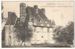 50 - CHAULIEU - Château De Chaulieu - Façade - Francia
