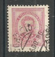 25r Lilas Rose Yt 60 - 1862-1884 : D.Luiz I