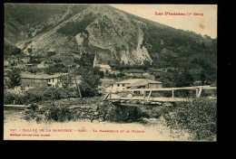 BTE65 ABC Vallée De La Barousse, Sost La Passerelle Et Le Moulin - Altri Comuni