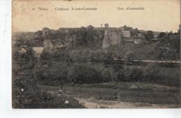 6. Moha. Château Sainte-Gertrude  Vue D'ensemble - Wanze