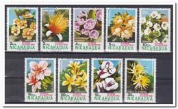 Nicaragua 1974, Postfris MNH, Flowers - Nicaragua