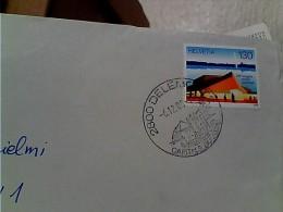 SUISSE  HELVETIA 13024° CONGRES POSTAL UNIVERSEL Stamp VB2008 ER13993 - Svizzera