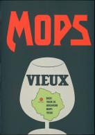 @@@ MAGNET - Mops, Vieux - Publicitaires