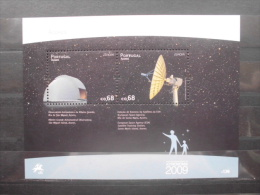 Azoren      Astronomie  Europa Cept    2009  ** - Europa-CEPT