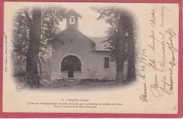 CHAPELLE  DE  SALES ( C´est Sur Cet Emplacement Que Se Trouvait Le Château De Sales Lieu De Naissance Du   Saint - France