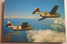SWEDISH AIR FORCE    SAAB J 29 - 1946-....: Moderne
