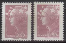 4343 Marianne Beaujard 0.90 TD 205 Et TD 215 Neuf** - 2008-13 Marianne Of Beaujard
