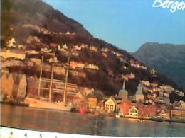NORGE  NORWAY BERGEN NAVE SHIP VELA  VB1997 ER 14006 - Norvegia