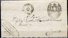 Sant'Elia Fiume Rapido 00725a - 1861-78 Vittorio Emanuele II