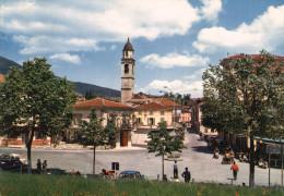 BEDONIA (PARMA) - PIAZZA SAN MICHELE - SCOOTER VESPA - Parma